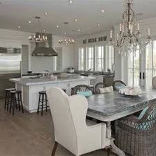 incredible chandelier over dining table wood and zinc dining table design ideas