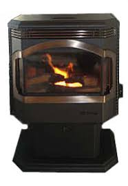 The Lopi Pioneer Pellet Stove And Fireplace Insert