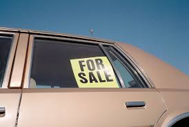 For Sale Sign On Car How Not To Sell Your Used Car Illegally