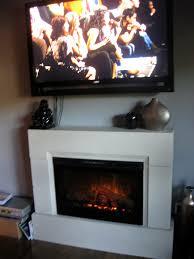 dimplex mason cast concrete electric fireplace mantel package