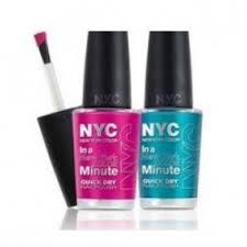 Nyc Minute Quick Dry Nail Polish Recenze A Zkušenosti Recenze