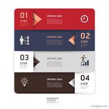 Creative Table Chart 4 Designer Creative Digital Chart Information Design