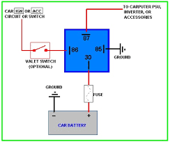 12v relay wiring diagram 12v wiring diagrams online