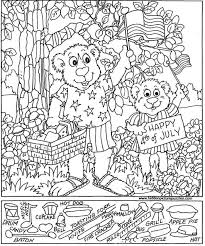 Free printable hidden picture puzzles and worksheets. Printable Hidden Picture Puzzles For Kids Coloring Home