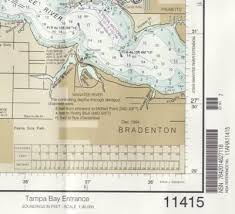Noaa Chart Numbers Nautical Charts Have One Or More Compass Roses Printed On