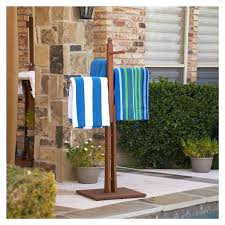 Pool Towel Drying Rack Beauteous Pool Towel Drying Rack Large Size Of Drying Towel Rack With Towel