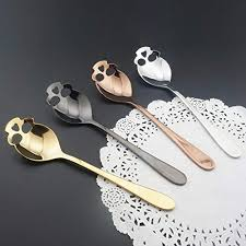 <b>Sugar Spoon Stainless</b> Steel <b>Skull</b> Style, Coffee Scoops Tableware ...