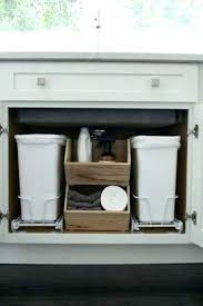 Kitchen Trash Can Ideas Awesome Inspiration Design