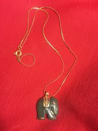 green jade elephant pendant jewelry accessories in fife wa offerup