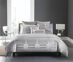 hotel collection meridian quartz king duvet cover shams with regard to remodel 7