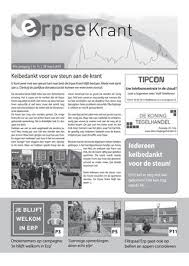 Erpse Krant 2019 Editie 11 By Erpse Krant Issuu