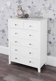 Ready Assembled White Bedroom Furniture Brooklyn White Furniture Bedroom Furniture Direct