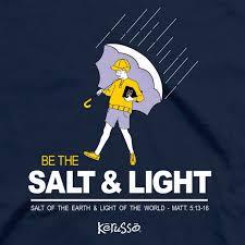 Salt And Light Poster