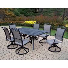 outdoor furnitures large grove hill patio furniture dining