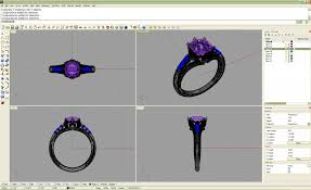 rhino for jewellery cad design and rapid prototyping