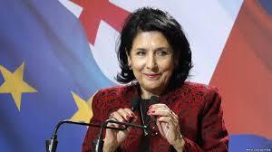Zurabishvili 's Rejects In Runoff Presidential Win Georgia 's Vashadze aZ5qY