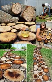 Log Crafts Best 25 Log Projects Ideas On Pinterest Logged Out Log Snowman