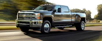 2015 Chevrolet Silverado 2500HD and 3500HD Arriving Now To Dealers ...