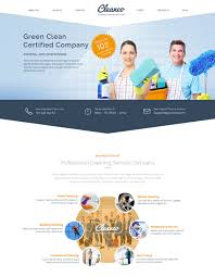 advertising a cleaning business 15 best cleaning company wordpress themes 2018 freshdesignweb