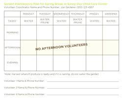Example Of Preventive Maintenance Schedule Barca Fontanacountryinn Com