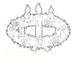Advent Coloring Page Advent Wreath Coloring Page Free Advent