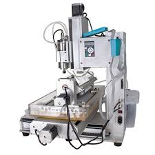 hy 3040 small homemade 5 axis cnc milling machine for