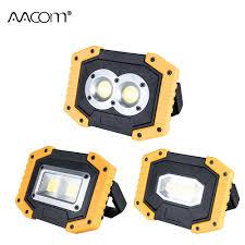 30W COB ĐÈN Pha LED 3 Chế Độ USB 5V Sạc Phản Quang Đèn LED Xách Tay Đèn Làm  Việc Cầm Tay Đèn Trợ Sáng|Đèn Pha