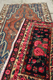 set of beautiful hand knotted persian rugs
