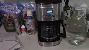 Despite some of the typical drawbacks, it's a decent buy at around $50 for those who aren't coffee snobs. Review Of The Cuisinart 14 Cup Coffee Maker Dcc 3200 Youtube