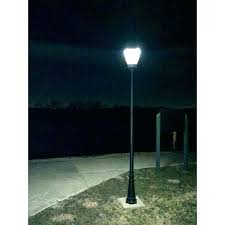 lamp post lamps led post light bulbs outdoor pole lamp single light lamp post led post
