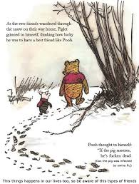 Winnie The Pooh Quote About Friendship Custom Quotes About Friendship Winnie The Pooh Amusing Winnie The Pooh
