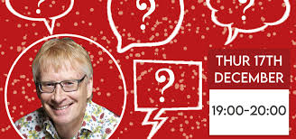 Phil reminds us on his show that the notion that we should give other people the benefit of the doubt is outdated and naive. Dr Phil Hammond To Host The Big Virtual Christmas Quiz To Help People Experiencing Homelessness Julian House