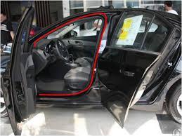 door weatherstrip automobile door seal automotive door seal epdm rubber seal