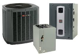 trane 4 ton ac unit. Simple Unit Trane 4 Ton XR16 AC U0026 S9X2 95 Gas Furnace Installed Throughout Ac Unit