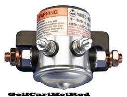 how to test solenoid on ezgo golf cart pds solenoid ezgo how to test