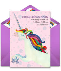 Free Birthday Invitations Free Girl Birthday Party Online Invitations Punchbowl