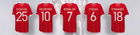 Sichere dir Manchester United Ausrüstung
