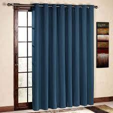 door coverings sliding glass door