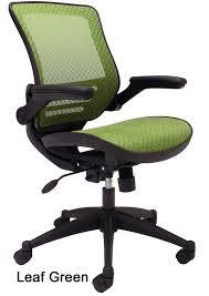 All Mesh Ergonomic fice Chair w Flip Up Arms