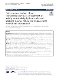 proximal fem nail antirotation ΙΙ