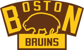Boston Bruins Logo, 1924-1926 - DetroitHockey.Net