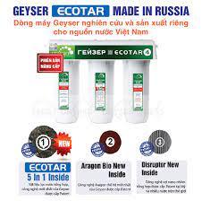 Máy lọc nước GEYSER ECOTAR 4 – Máy lọc nước Geyser Đà Lạt & Lâm Đồng