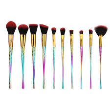 morwind makeup brushes 10 pcs soft makeup brush set foundation brush cream concealer eyebrow eyeliner blush cosmetic concealer brushes by morwind