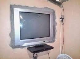 wall mounted flat screen tv the future