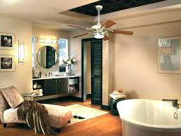 vintage bathroom ceiling fan fans installation bath over shower light exhaust instal