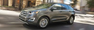 Engine And Gas Mileage Features Of The 2017 Ford Edge