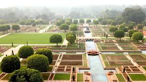 photo of eleven quintessential mughal gardens of india by anil ar