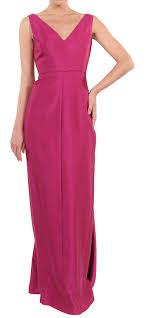 Raoul Size Chart Raoul Sleeveless Silk Dress Evening Dress Rental Lebanon