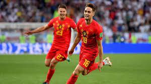 Angleterre-Belgique - Feinte, râteau, enroulé du gauche : Januzaj a marqué  un but stratosphérique - Eurosport