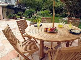 Stylish Broyhill Teak Outdoor Furniture Getting The Best Teak